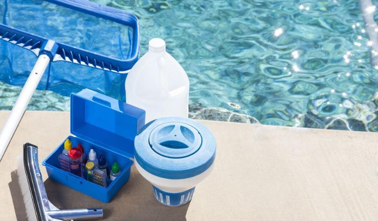 Havuzların Elektromekanik ve Kimyasal Bakımı
