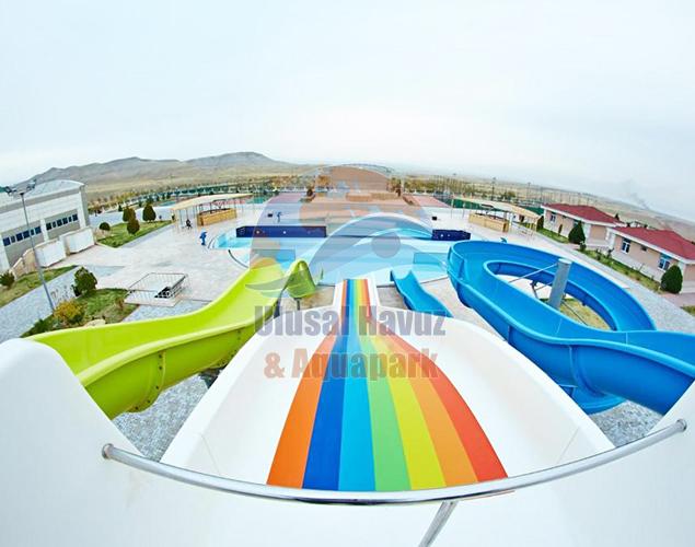 Nahçıvan / AZERBAYCAN - Düzdağ Otel Aquapark