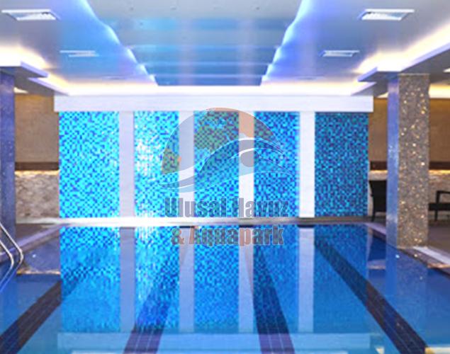 Besni – Adıyaman / TÜRKİYE - Adıyaman Yüzme Havuzu