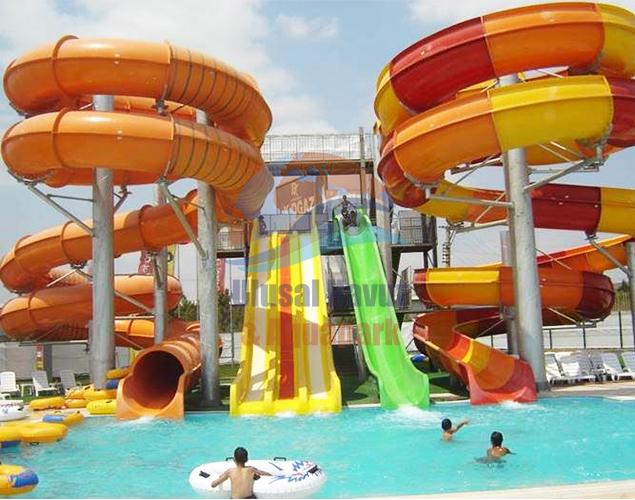 Balıkesir / TÜRKİYE - Akyıldız Aquapark
