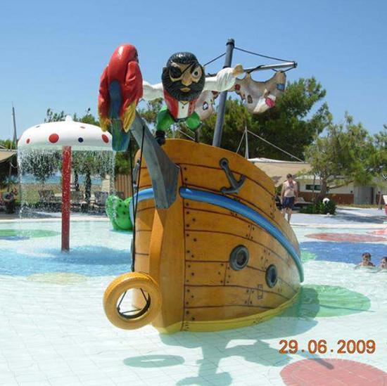 Mini Korsan Gemisi