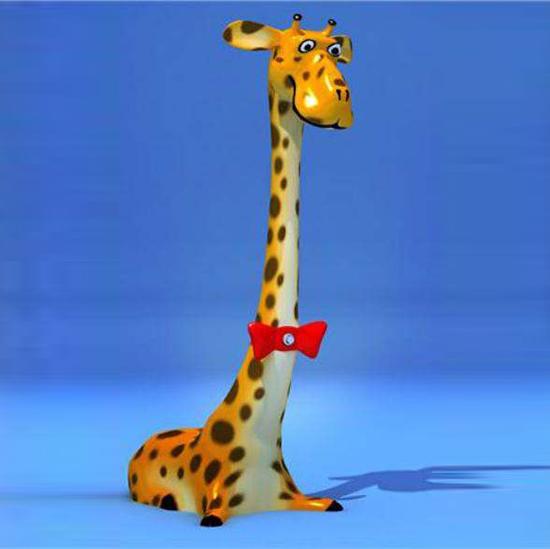 Zürafa Fıskiye