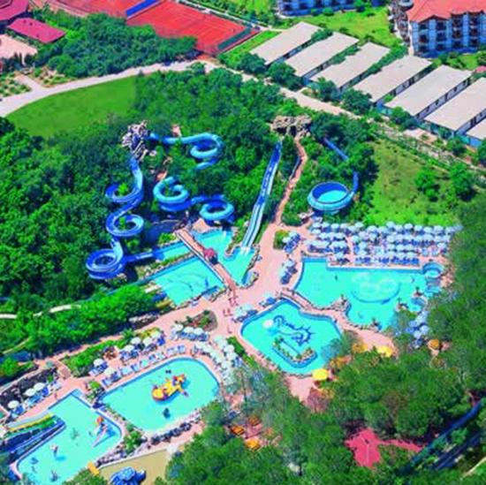 Tatil Köyü Aquaparkı (Manavgat)