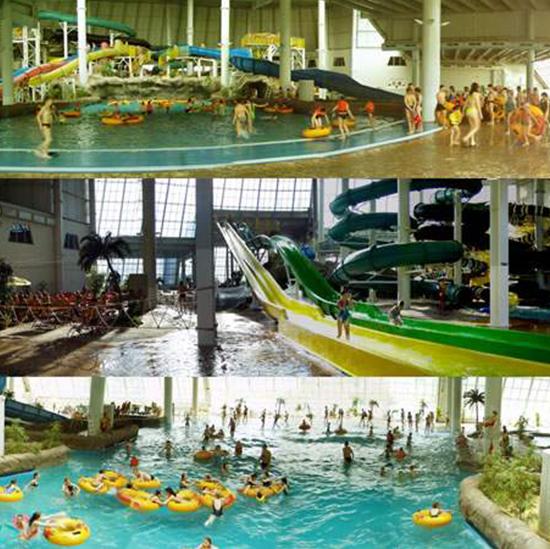 Kapalı Aquapark