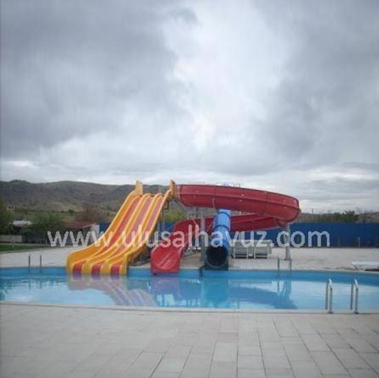 Küçük Ölçekli Aquapark