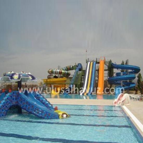 Orta Ölçekli Aquapark