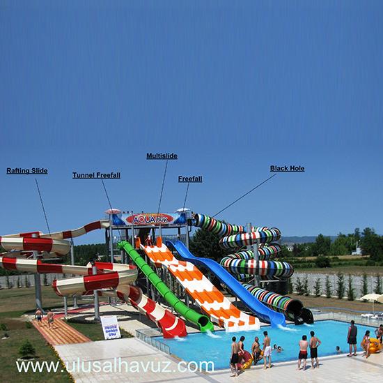 Büyük Ölçekli Aquapark 2