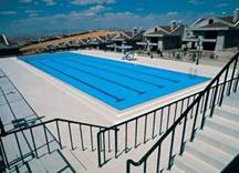 Yarı Olimpik Havuz